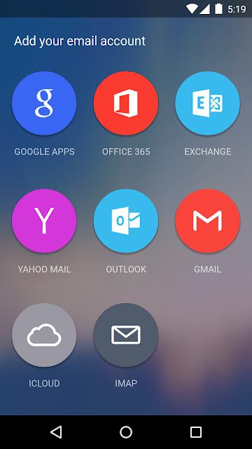 CloudMagic Email screenshots