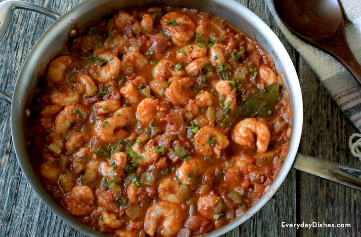 Creole Shrimp Recipe | Yummly