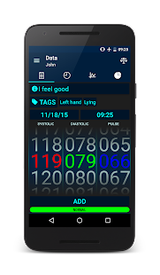 Free Blood Pressure APK for Windows 8