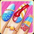Game Pretty nail salon makeover APK for Windows Phone