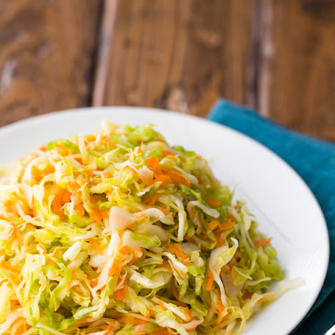 Easy Overnight Sauerkraut