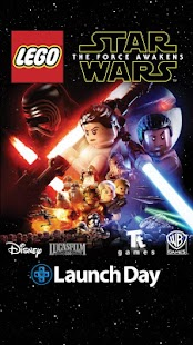 LaunchDay – LEGO Star Wars