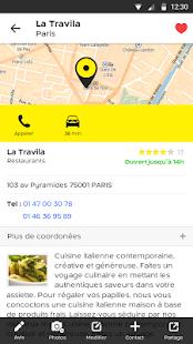 App PagesJaunes – recherche locale APK for Windows Phone