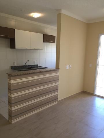 Apartamento com 2 dormitórios para alugar, Cond. Vista Park - Ponte de São João - Jundiaí/SP