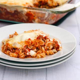 Gluten Free Egg Free Lasagna Recipes