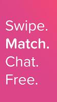 screenshot of Tinder - Match. Chat. Meet. Modern Dating.