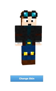 Skins – for Minecraft PE & PC