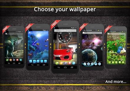 HD wallpapers 3d ferrari live wallpaper apk download