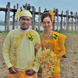 Myanmar Wedding by Tomasz Budziak - Wedding Other ( myanmar, wedding photography, asia, burma )