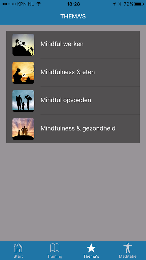 Mindfulness Mentor Screenshot 2
