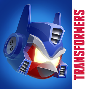 Angry Birds Transformers For PC (Windows & MAC)