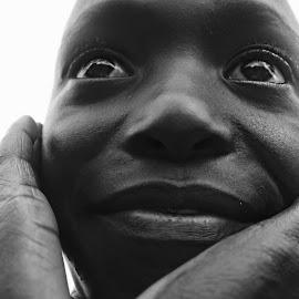 Smile  by Cyndi Rosenthal - Babies & Children Child Portraits ( smile eyes child africa )