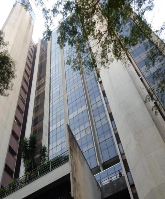 Sala comercial para locação, Brooklin Paulista, São Paulo - SA0021.