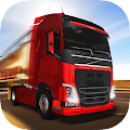 Game Euro Truck Driver (Simulator) APK for Kindle
