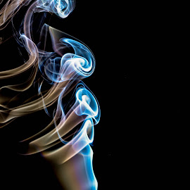 Smoke by Alan Rouse - Abstract Fire & Fireworks