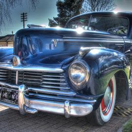1946 Hudson by Doug Faraday-Reeves - Transportation Automobiles ( 1946 hudson )