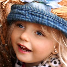 Discovering Joy by Cheryl Korotky - Babies & Children Child Portraits