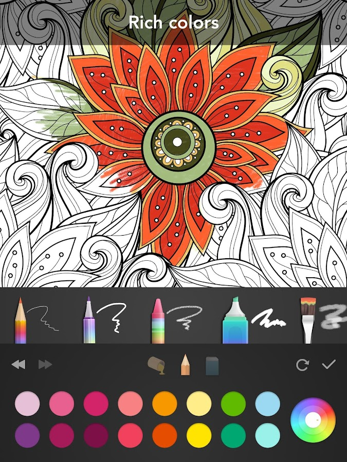 Garden Coloring Book Screenshot 17