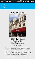 Screenshot of Pontypridd Town Guide