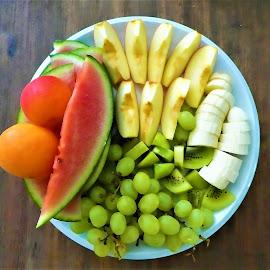 Fruits by Svetlana Saenkova - Food & Drink Plated Food ( fruits )
