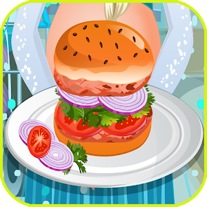 Making Burger Cooking Game