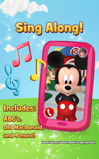 Disney Junior Magic Phone - screenshot