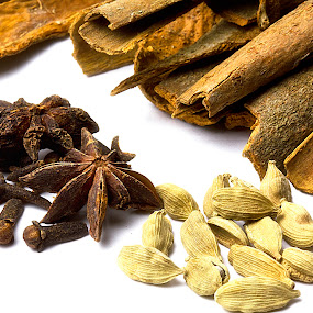 Indian Spices by Ranjani Bharath - Food & Drink Ingredients