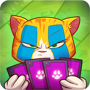 Tap Cats: Battle Arena (CCG) For PC (Windows & MAC)