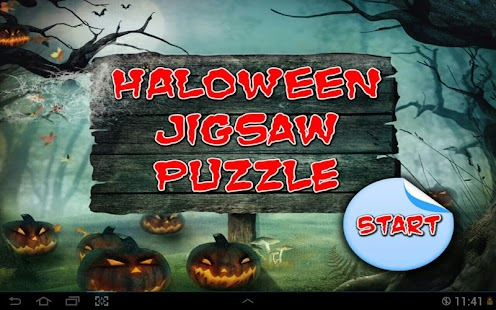 Halloween Puzzles - FREE GAME - screenshot