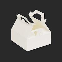 Krabice na zákusky