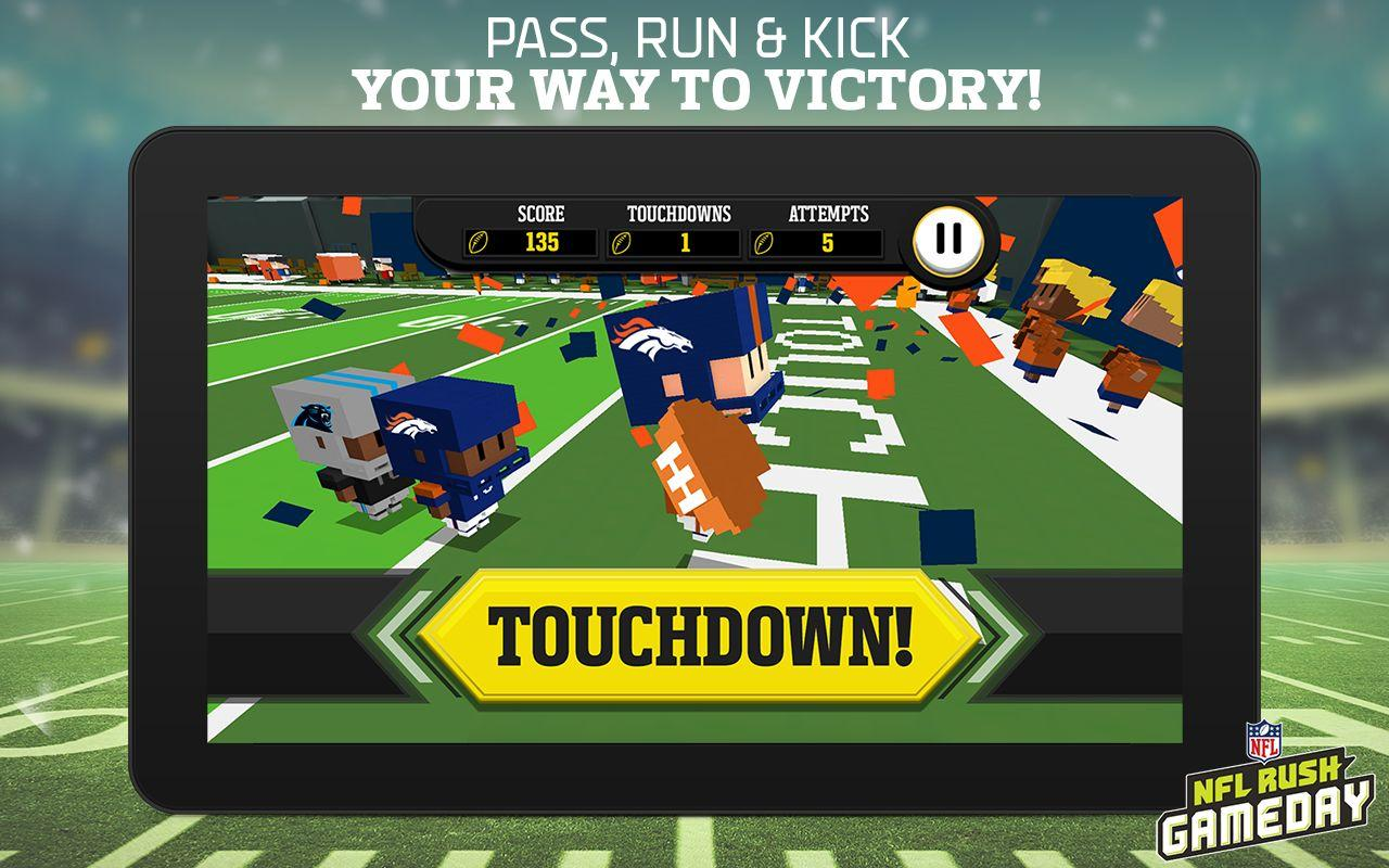 NFL Rush Gameday Screenshot 14