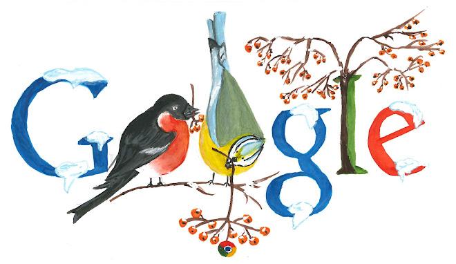 Scribble Google Drawing : Doodle google — russia winner
