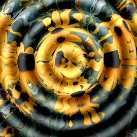 by Mark Luftig - Digital Art Abstract