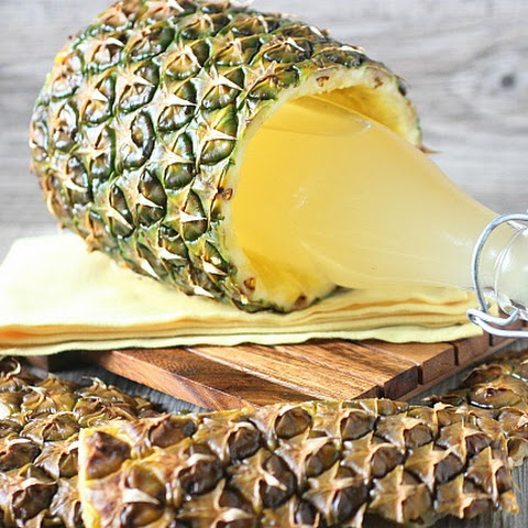 Pineapple Infused Vodka