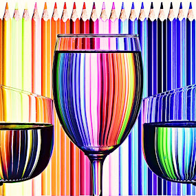 by Sanjiban Ghosh - Artistic Objects Glass