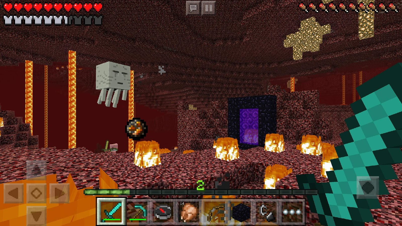 Minecraft: Pocket Edition Screenshot 2