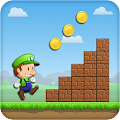 Game Super Louis Adventure World apk for kindle fire
