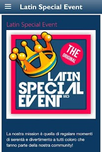Latin Special Event - screenshot