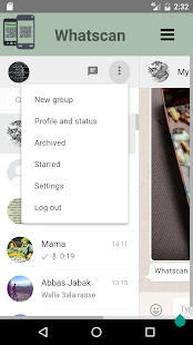 Download Android App Whatscan for WhatsApp web for Samsung