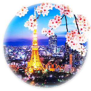 【TokyoTower HD Live Wallpaper】