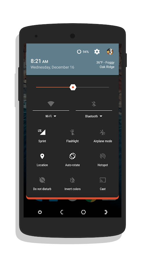 [Substratum] Coalesce (beta) Screenshot 2