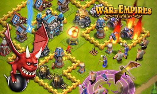 War of Empires - The Mist screenshot 1