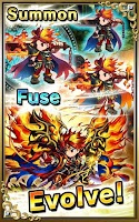 Screenshot of Brave Frontier