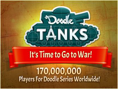Doodle Tanks™ HD - screenshot thumbnail