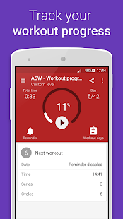 Abs workout APK for Lenovo