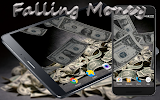 Falling Money Live Wallpaper Apk Download Free for PC, smart TV