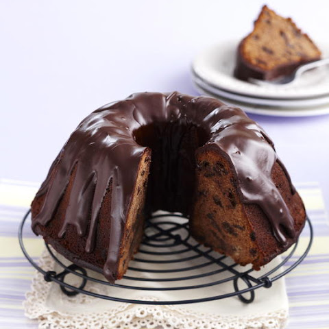 Chocolate Raisin Cake