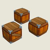 Cartoon Crates