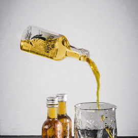 The Pour by Missy Norman - Food & Drink Alcohol & Drinks ( portfolio, drink, missynormanphotography, glass, pour, spill, 5/14/2015, missy norman )