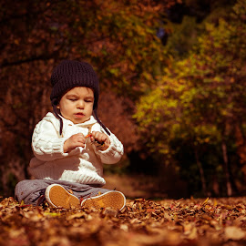 Dimitris by Ioannis Fine Art - Babies & Children Babies ( baby portrait, babies, model, sweet, lovely, baby, modelo, people, baby boy, portrait )
